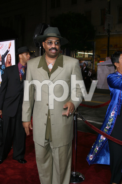 """The Fighting Temptations"" Premiere9-17-2003Steve HarveyPhoto by Sam Kweskin - Image 21512_0146"