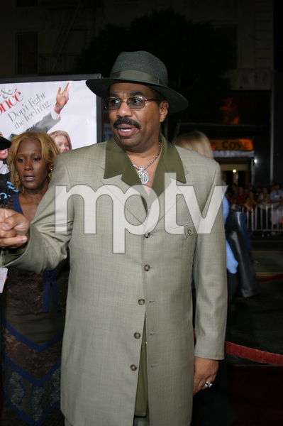 """The Fighting Temptations"" Premiere9-17-2003Steve HarveyPhoto by Sam Kweskin - Image 21512_0148"