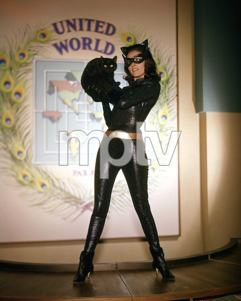 """Batman: The Movie""Lee Merriwether1966 20th Cent. Fox**I.V. - Image 21560_0001"