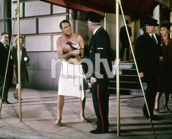"""""""That Touch of Mink""""Cary Grant1962 Universal PicturesPhoto by Coburn ** I.V. - Image 21587_0003"""