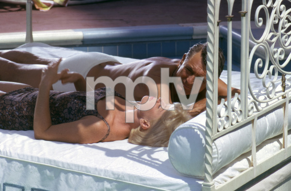 """""""That Touch of Mink""""Cary Grant, Doris Day1962 Universal Pictures © 1978 Leo Fuchs - Image 21587_0013"""