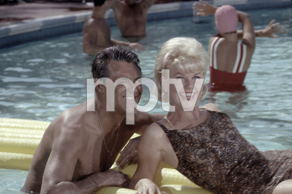 """""""That Touch of Mink""""Cary Grant, Doris Day1962 Universal Pictures © 1978 Leo Fuchs - Image 21587_0015"""