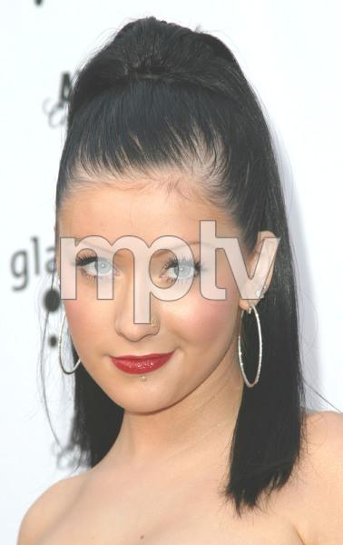 """14th Annual GLAAD Media Awards"" 04/26/03Christina AguileraMPTV - Image 21590_0018"