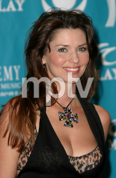 """38th Annual Academy of Country Music Awards""5-21-03Shania TwainMPTV - Image 21590_0153"