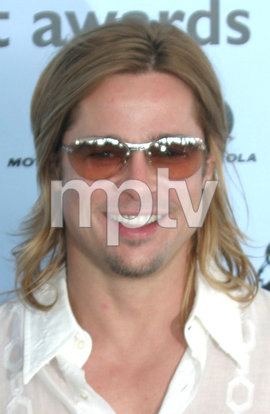 """2003 IFP Independent Spirit Awards"" 3/22/03 Brad Pitt MPTV - Image 21590_0317"