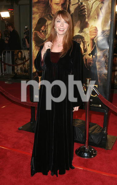 """Lord of the Rings: The Return of the King"" Premiere 12-03-2003Casandra PetersonMPTV - Image 21590_0423"