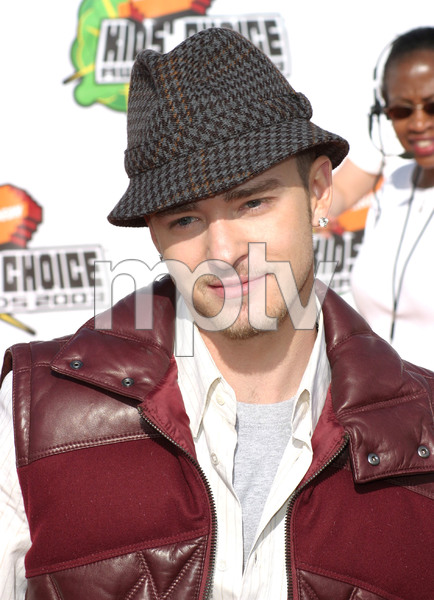 """""""The 16th Annual Nickleodeons KidsChoice Awards"""" 4/12/03Justin TimberlakeMPTV - Image 21590_0610"""