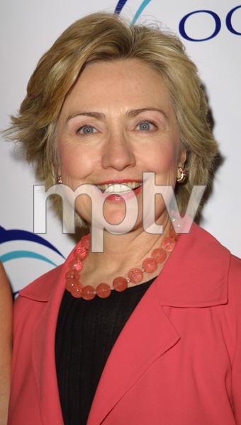 """1st Annual Oceana Dinner"" 12/3/03Senator Hillary Rodham ClintonMPTV - Image 21590_0685"