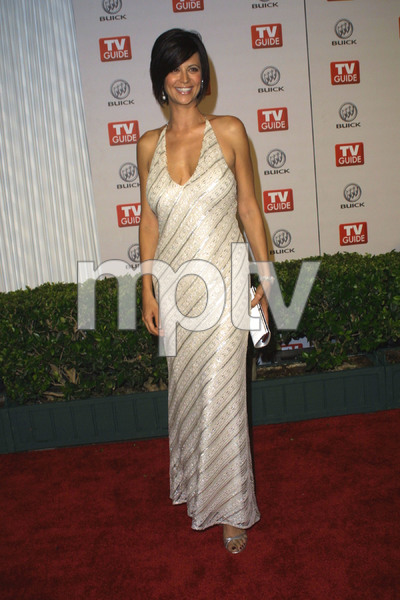 """TV Guide Post Party"" 9/21/03Catherine BellMPTV - Image 21590_0701"