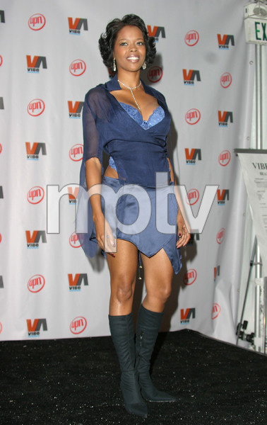 """1st Annual Vibe Awards""  11/20/03Malinda WilliamsMPTV - Image 21590_0791"