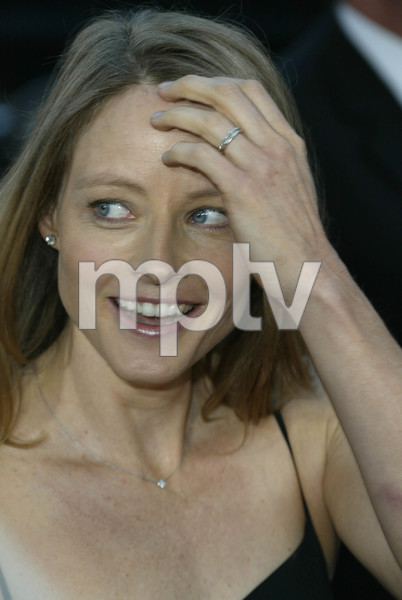 """""""The Manchurian Candidate"""" PremiereJodie Foster  The Academy of Motion Picture Arts & SciencesBeverly Hills, California 07/22/04MPTV - Image 21590_0936"""