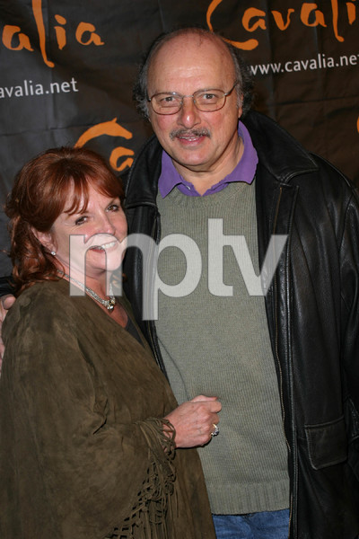 """Opening Night for Cavalia Magical Encounter between Horse and Man""Dennis Franz and wife Joanie ZeckSanta Monica Pier / Santa Monica, CA11-10-2004MPTV - Image 21590_0953"