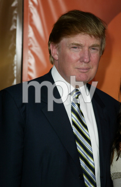 """NBC All Star Party TCA Press Tour"" (shows returning in the Fall) Donald Trump07/11/2004 / Universal Studios / Hollywood, CA  - Image 21590_1006"