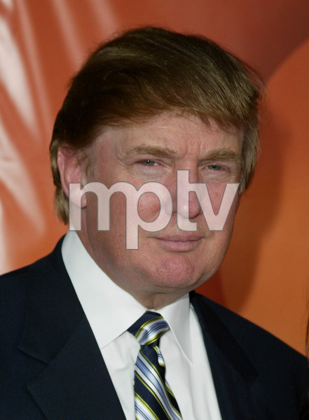 """NBC All Star Party TCA Press Tour"" (shows returning in the Fall) Donald Trump07/11/2004 / Universal Studios / Hollywood, CA  - Image 21590_1007"