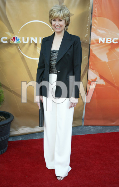 """""""NBC All Star Party TCA Press Tour"""" (shows returning in the Fall) Jane Pauley07/11/2004 / Universal Studios / Hollywood, CA  - Image 21590_1009"""