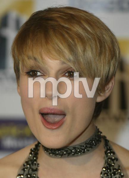 """8th Annual Hollywood Film Festival""Keira Knightley10-18-2004 / Beverly Hilton Hotel / Beverly Hills, CA - Image 21590_1050"
