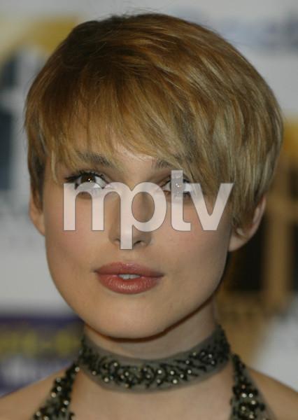 """8th Annual Hollywood Film Festival""Keira Knightley10-18-2004 / Beverly Hilton Hotel / Beverly Hills, CA - Image 21590_1051"