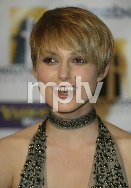 """8th Annual Hollywood Film Festival""Keira Knightley10-18-2004 / Beverly Hilton Hotel / Beverly Hills, CA - Image 21590_1053"