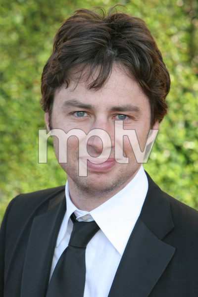 """2005 Creative Arts Emmy Awards""Zach Braff09-11-2005 / Shrine Auditorium / Los Angeles, CA - Image 21590_1077"