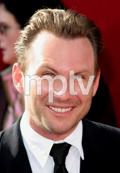 """The 57th Annual Primetime Emmy Awards""Christian Slater09-18-2005 / Shrine Auditorium / Los Angeles, CA - Image 21590_1097"
