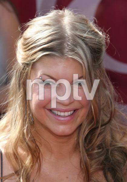 """The 57th Annual Primetime Emmy Awards""Stacy Ferguson (aka Fergie of The Black Eyed Peas)09-18-2005 / Shrine Auditorium / Los Angeles, CA - Image 21590_1134"
