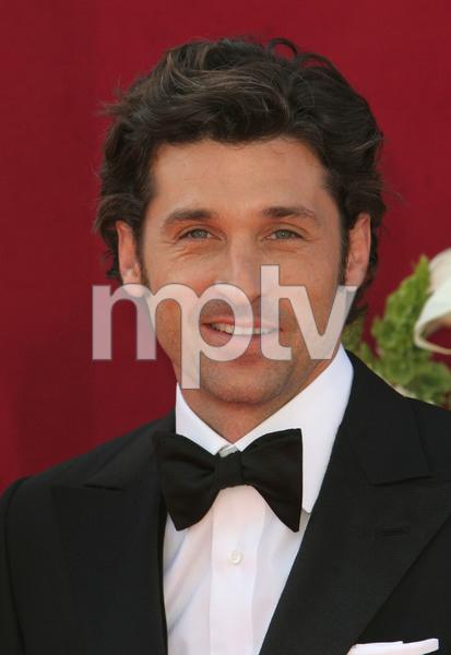 """The 57th Annual Primetime Emmy Awards""Patrick Dempsey09-18-2005 / Shrine Auditorium / Los Angeles, CA - Image 21590_1185"
