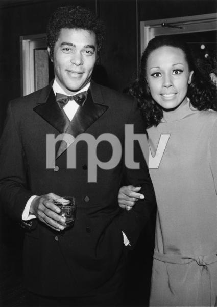 Diahann Carroll and Don Marshallcirca 1968 - Image 2170_0069