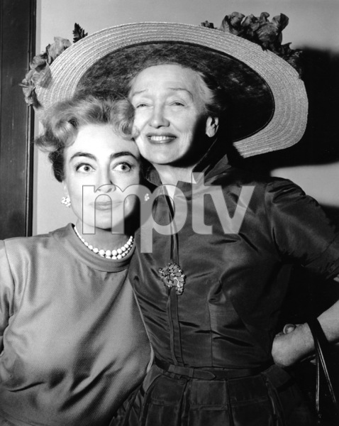 """Best of Everything""Joan Crawford, Hedda Hopper1959 Twentieth Century Fox - Image 21708_0001"