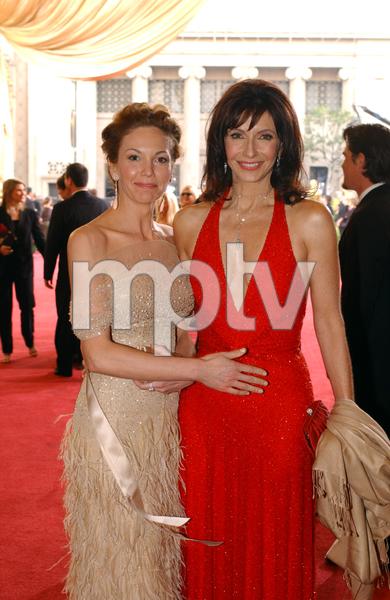 """75th Annual Academy Awards"" 03/25/03Diane Lane & Mary Steenburgen © 2003 AMPAS/MPTV - Image 21711_0005"