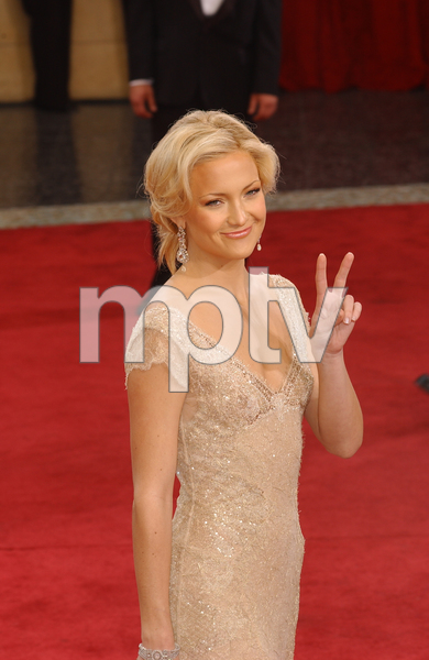 """75th Annual Academy Awards"" 03/25/03Kate Hudson © 2003 AMPAS/MPTV - Image 21711_0009"
