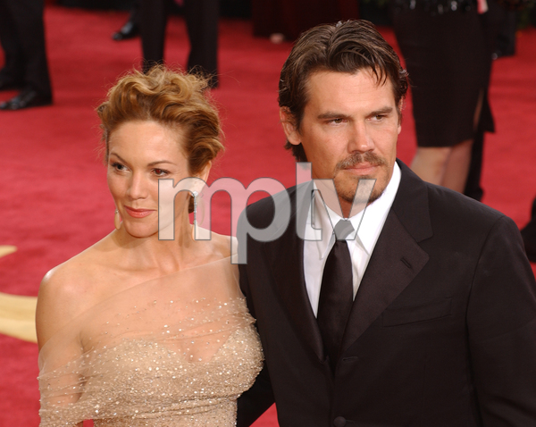 """75th Annual Academy Awards"" 03/25/03Diane Lane & Josh Brolin © 2003 AMPAS/MPTV - Image 21711_0010"