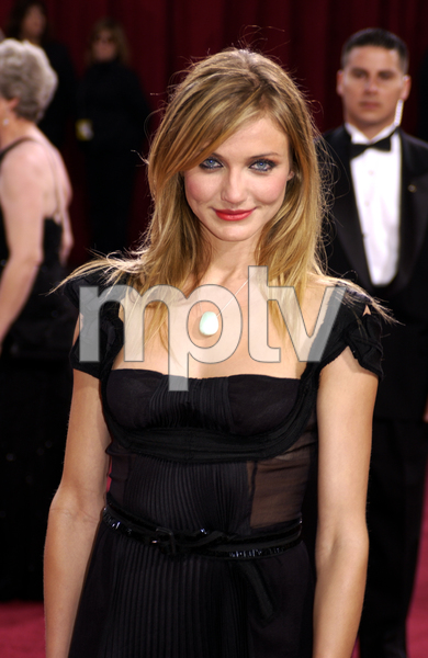 """75th Annual Academy Awards"" 03/25/03Cameron Diaz © 2003 AMPAS/MPTV - Image 21711_0018"