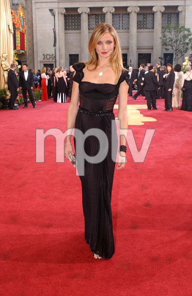 """75th Annual Academy Awards"" 03/25/03Cameron Diaz © 2003 AMPAS/MPTV - Image 21711_0021"