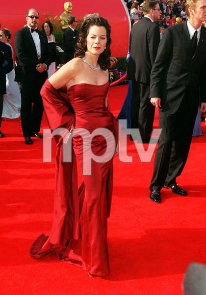 """73rd Annual Academy Awards"" 03/25/01Marcia Gay Harden © 2001 AMPAS/MPTV - Image 21724_0001"