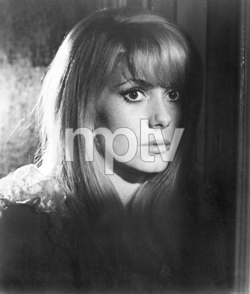Catherine Deneuve in the horror classic REPULSION, 1965, I.V. - Image 21738_0001