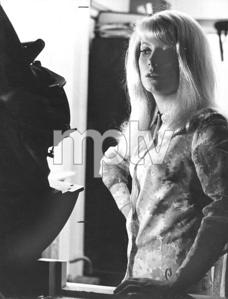 Catherine Deneuve in the horror classic REPULSION, 1965, I.V. - Image 21738_0002