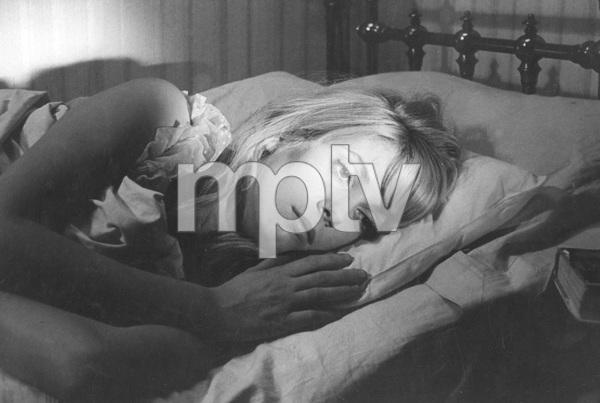 Catherine Deneuve in the horror classic REPULSION, 1965, I.V. - Image 21738_0006