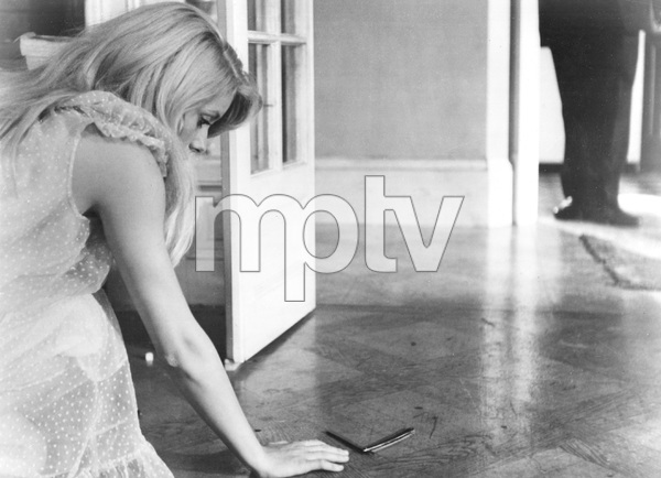 Catherine Deneuve in the horror classic REPULSION, 1965, I.V. - Image 21738_0007