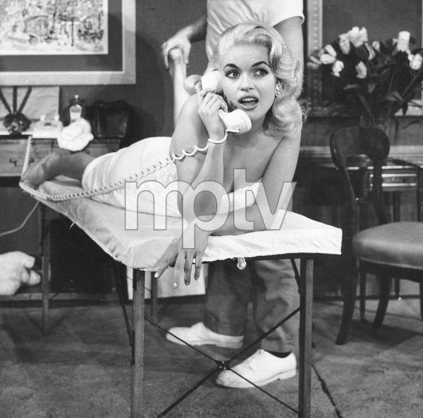 "Jayne Mansfield, ""Will Success Spoil Rock Hunter""- STAGE; 1955, I.V. - Image 21740_0002"