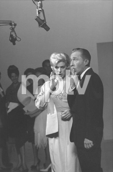 """Bing Crosby Special"" Bing Crosby, Rosemary Clooney1963 NBC © 1978 Gene Trindl - Image 21780_0001"