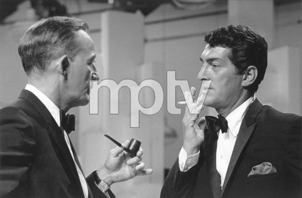 """""""Bing Crosby Special""""Bing Crosby, Dean Martin1963 NBC © 1978 Gene Trindl - Image 21780_0003"""