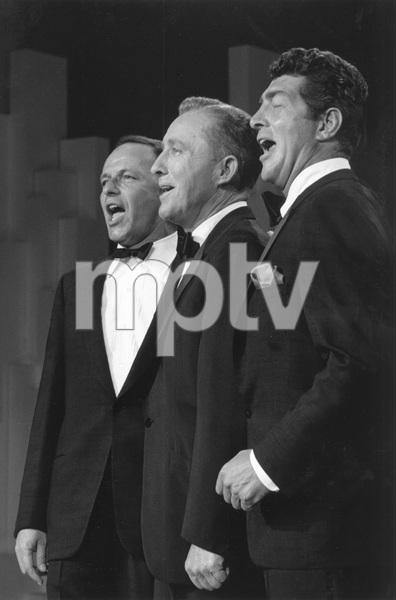 """Bing Crosby Special"" Frank Sinatra, Bing Crosby, Dean Martin1963 NBC © 1978 Gene Trindl - Image 21780_0004"