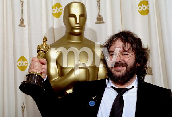 """76th Annual Academy Awards"" February 29, 2004Peter Jackson © 2004 AMPAS - Image 21781_0005"