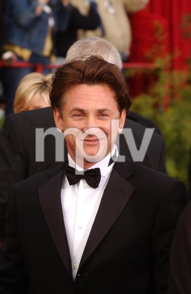 """""""76th Annual Academy Awards"""" February 29, 2004Sean Penn © 2004 AMPAS - Image 21781_0012"""
