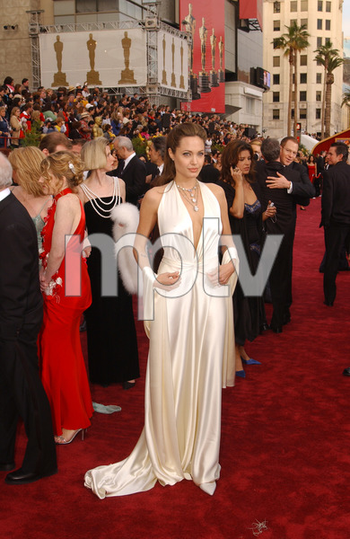 """76th Annual Academy Awards"" February 29, 2004Angelina Jolie © 2004 AMPAS - Image 21781_0031"