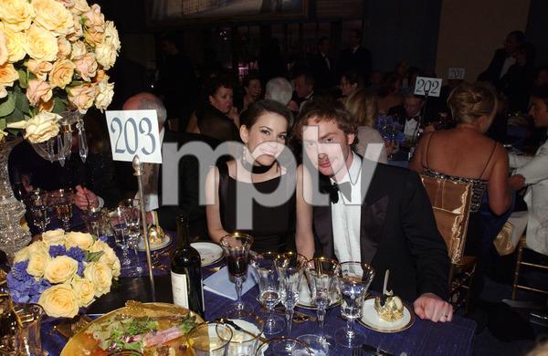 """76th Annual Academy Awards"" February 29, 2004Liv Tyler & husband © 2004 AMPAS - Image 21781_0040"