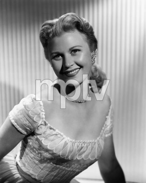 Joan Caulfieldcirca 1955Photo by Gabi Rona - Image 2178_0012
