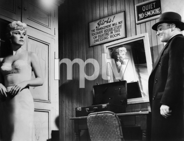 "Doris Day and James Cagney in ""Love Me or Leave Me""1955 MGM** I.V. - Image 21794_0015"