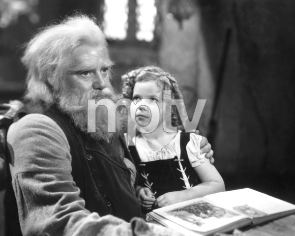 """Heidi""Jean Hersholt & Shirley Temple 1937 20th Century Fox**I.V. - Image 21800_0004"