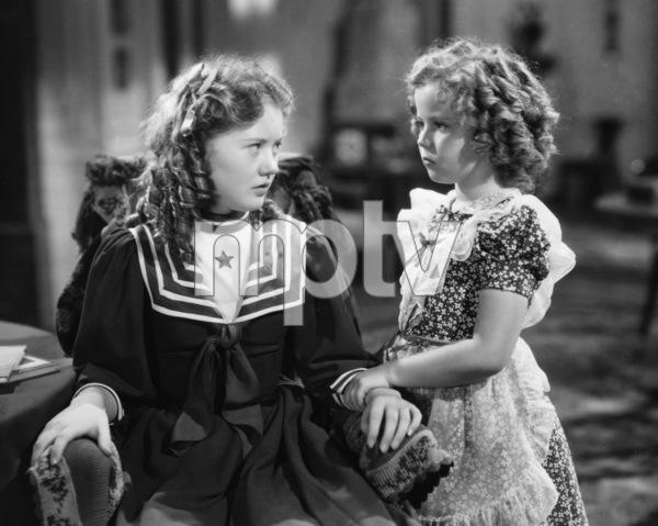 """Heidi""Helen Westley & Shirley Temple  1937 20th Century Fox**I.V. - Image 21800_0006"